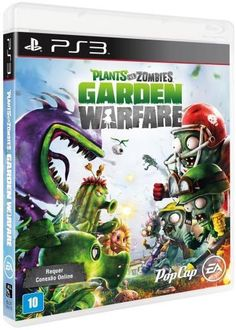 Plants Vs Zombies - Garden Warfare - PS3