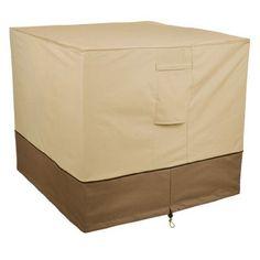 Classic Accessories Veranda Air Conditioner Cover, Fit Square 34 Inches #ClassicAccessories