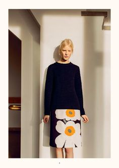ISSUU - Marimekko 2015 Autumn Ready to Wear Lookbook by Marimekko