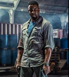 Michael Jai White for the villain or hero. Cause he went up against Seagal and Van Damme and Dolph Lundgren. Maybe he could go up against Wesley Snipes. Michael Jai White, Gta San Andreas, Dance Movies, Blood And Bone, Jet Li, New Warriors, Lights Camera Action, Poses References, Martial Artists