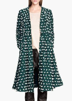 H&M Kimono Top, Prints, Tops, Women, Fashion, Moda, Fashion Styles, Fashion Illustrations, Woman