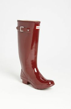 I think. For Fall... I need some hunter boots.  I know it will rain, and I know I can drive in them. #justifyingmoreshoes