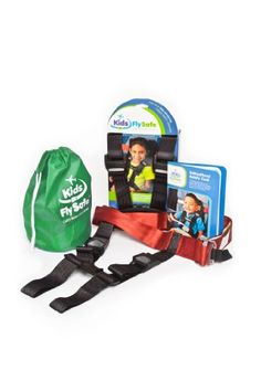 Child Airplane Travel Harness - Cares Safety Restraint System - The Only FAA Approved Child Flying Safety Device CARES