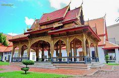 موزه ملی یکی از جاذبه های #تور_تایلند