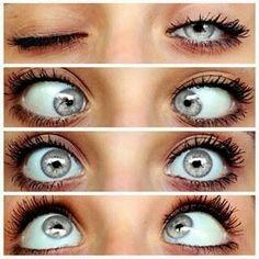 lylo | grey eyes
