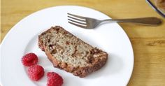 Gluten & Dairy Free Banana Bread (2 minutes)