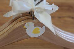 Wood Baby Hangers