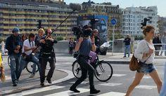 #63SSIFF #donostia #sansebastian #zinemaldia #festivaldecine #cine #festival #basquecountry #spain #paisvasco #anuncios #publi International Film Festival, Street View, Film Festival