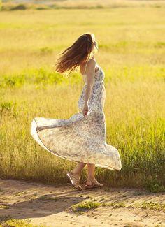 Walk In The Meadow