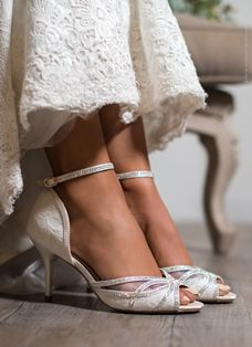 Imaani Lulu - our exquisite vintage inspired wedding shoe with built in comfort features and an heel that you can wipe clean after the wedding. Bridal Shoes, Wedding Shoes, Pumps, Heels, On Your Wedding Day, Vintage Inspired, Stylish, Inspiration, Fashion