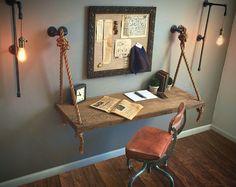 38 Attractive Industrial Bedroom Design Ideas For Unique Bedroom Style Furniture, Room, Room Design, Home Projects, Interior, Home Decor, Bedroom Decor, Home Diy, Interior Design