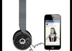 New headphones make music listening a social experience