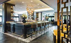 Best Hotel Restaurants! Restaurant Interior Design Contract Furniture Luxury modern chairs#restaurantinteriordesign #luxuryfurniture #restaurantdecoration Read more: https://www.brabbu.com/en/projects