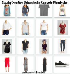How to Find Your Style! Building a Minimalist Capsule Wardrobe One Step at a Time! Fashion Advice for the Rest of Us...