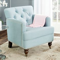 Need accent chairs for living room or den? Get armless accent chairs, accent arm chairs and more at Bed Bath & Beyond. Want comfortable accent chairs? Wooden Dining Room Chairs, Living Room Chairs, Living Room Furniture, Kitchen Furniture, Bathroom Furniture, Living Area, Living Rooms, Living Spaces, Chair Bed