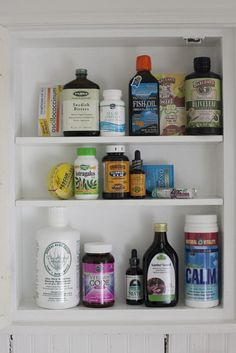 What you might want to include in your Winter Medicine Cabinet to keep free of colds and flu.