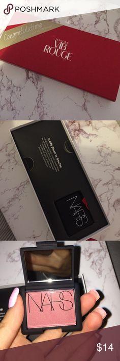 Sephora VIB Rouge Nars Blush Gift never been used NARS Makeup Blush