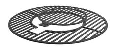 """Stok SIS9000 Grill Replacement 22-1/2-Inch Grate   Stok SIS9000 Grill Replacement 22-1/2-Inch Grate STOK introduces a Universal Replacement Grill Grate (with included STOK Cast-Iron Grill Grate Insert). The Universal Replacement Grill Grate fits most popular 22.5"""" kettle grills, including Weber and Masterbuilt. The Universal Replacement Grill Grate is porcelain-coated, cast-iron for optimum cooking and added durability. This replacement grate allows you to use the STOK insert system .."""