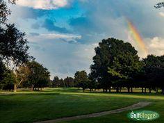 Rainbow Over Green Oaks