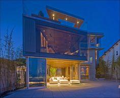 ♂ luxury home beach house The Lemperle Residence / Jonathan Segal