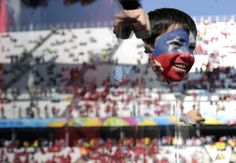 FIFA World Cup 2014 Week Two in Pictures.