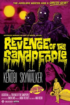 Geek Art: Revenge of the Sandpeople - News - GeekTyrant