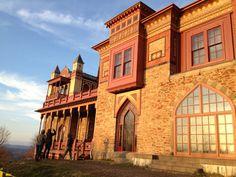 Olana State Historic Site in Hudson, NY