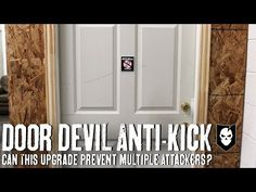 Can a Door Devil Anti-Kick Upgrade Prevent Multiple Attackers? We Put Its Strength to the Test http://rethinksurvival.com/posts/can-a-door-devil-anti-kick-upgrade-prevent-multiple-attackers-video/