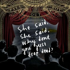 Fall Out Boy | A Little Less Than 16 Candles | From Under The Cork Tree