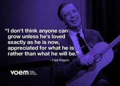 Discover and share Mr Rogers Neighborhood Quotes. Explore our collection of motivational and famous quotes by authors you know and love. Great Quotes, Quotes To Live By, Me Quotes, Inspirational Quotes, The Words, Cool Words, Mr Rodgers, Mr Rogers Quote, Fred Rogers