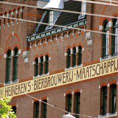 Holland, Amsterdam, Heineken brewery, beer By: Lisette Eppink