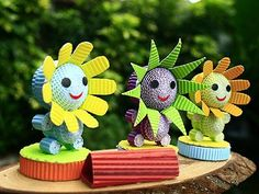 quilling corrugated paper, cute as