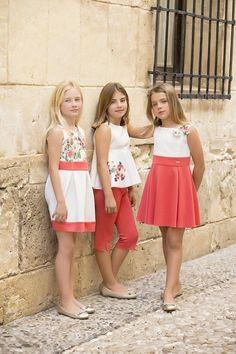 moda niña primavera 2015 10 años - Buscar con Google