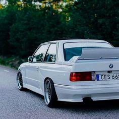 BMW E30 M3 mod