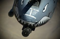 A U.S. Air Force A-10 Thunderbolt II ground attack aircraft is refueled by an Air Force KC-135 Stratotanker aerial refueling aircraft over southern Afghanistan on Aug. 18, 2011.