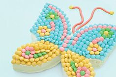 A colorful butterfly cake design is the perfect way to celebrate spring, summer, or your little one's birthday.