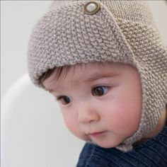 Ravelry: Project Gallery for Retro Flying Helmet pattern by Sublime Yarns