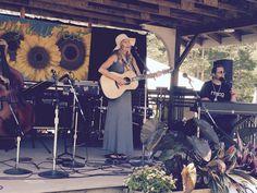 Philly Folk Fest - Lizanne Knott performing