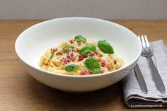 Schöner Tag noch! Food-Blog mit leckeren Rezepten für jeden Tag: Cremige One Pot Pasta mit getrockneten Tomaten