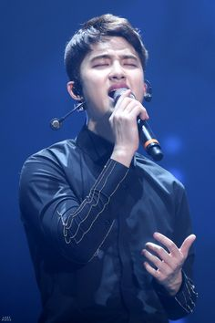 D.O - 160318 Exoplanet #2 - The EXO'luXion [dot]Credit: 마지막조각.