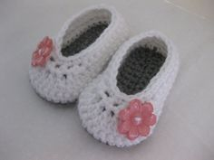 Spring Baby Girl Shoes / Booties