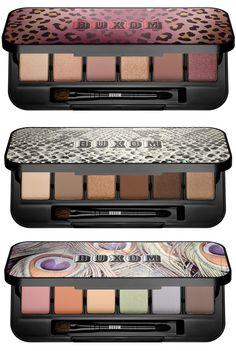 Buxom Eyeshadow Palettes Arrive