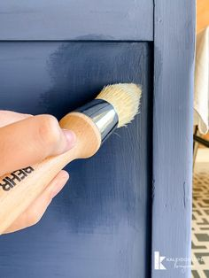 Sick of painting furniture only to have it start chipping or peeling? Learn how to paint furniture with a long-lasting finish with this step-by-step guide. Plus in this post you'll learn why I always choose chalk paint when painting furniture.