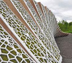 Surface Deep - Reford Gardens' Metis International Garden Festival, Quebec Canada