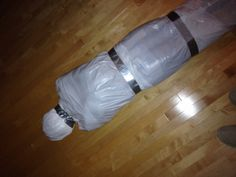 Corpse in a Body Bag