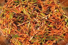 김장김치 실패없이 담그는법, 김장김치10포기양념 Korean Food, Japchae, Green Beans, Herbs, Vegetables, Ethnic Recipes, Korean Cuisine, Herb, Vegetable Recipes