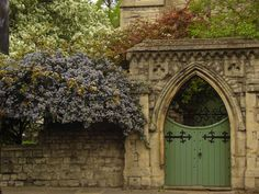 secret garden door - Google Search