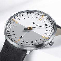UNO 24 NEO con aguja gris antracita de BOTTA DESIGN