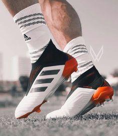 Adidas Predator Konzept – samurai – Join the world of pin Adidas Soccer Boots, Nike Football Boots, Football Outfits, Adidas Football, Football Cleats, Soccer Gear, Soccer Kits, Adidas Predator, Best Soccer Shoes