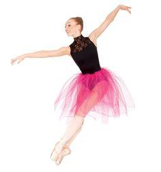 #AlyssaSpringer with the #HoustonBallet looking astounding in a poppy hot pink tutu!
